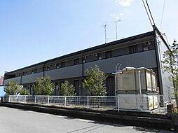 レオパレスミカフ[2階]の外観