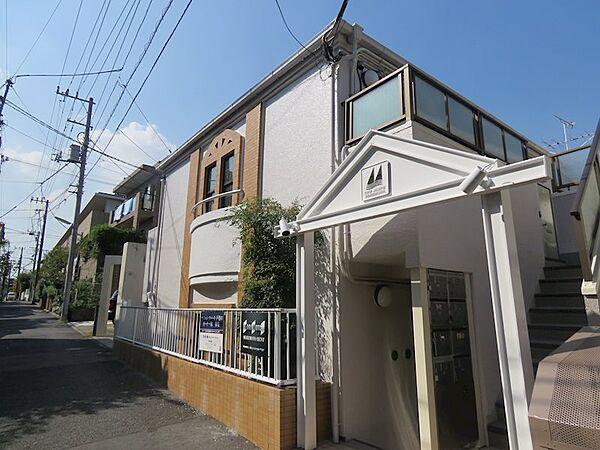 コーポマリーナ下北沢[2階]の外観