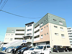 福岡県北九州市小倉南区下城野2丁目の賃貸マンションの外観