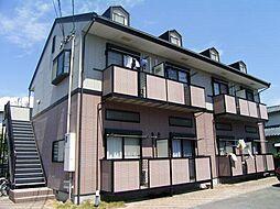 佐賀県佐賀市開成2丁目の賃貸アパートの外観