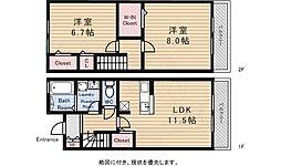 京王線 仙川駅 バス5分 新川団地南口下車 徒歩5分