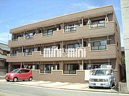 愛知県名古屋市中村区高道町3丁目の賃貸マンションの外観