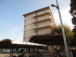 パークサイドTANAKA[3階]の外観