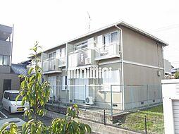 ドミールKUKI[2階]の外観