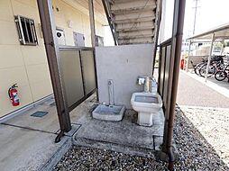 岐阜県可児市中恵土の賃貸アパートの外観