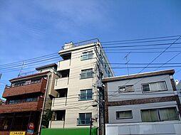 真間川マンション[402号室]の外観