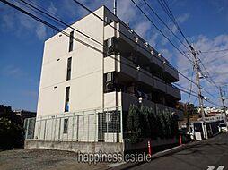 ピア新百合ヶ丘[4階]の外観