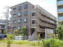 ベルテ都筑[4階]の外観