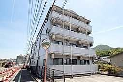 メルカード弐番館[1階]の外観