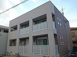 ポート泉佐野 B棟[1階]の外観