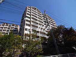 グリーンヒルズ六甲9号棟[6階]の外観