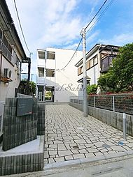 神奈川県鎌倉市台5丁目の賃貸アパートの外観
