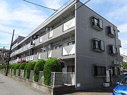 東京都小平市回田町の賃貸マンションの外観