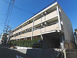 兵庫県神戸市灘区船寺通5の賃貸マンションの外観