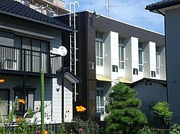 レオパレス栄新町II[1階]の外観