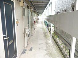 新白金ハイツB[2階]の外観