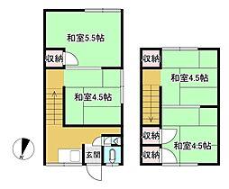 京都市営烏丸線 北山駅 徒歩33分