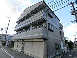 ロイヤルハイム上小阪[2階]の外観