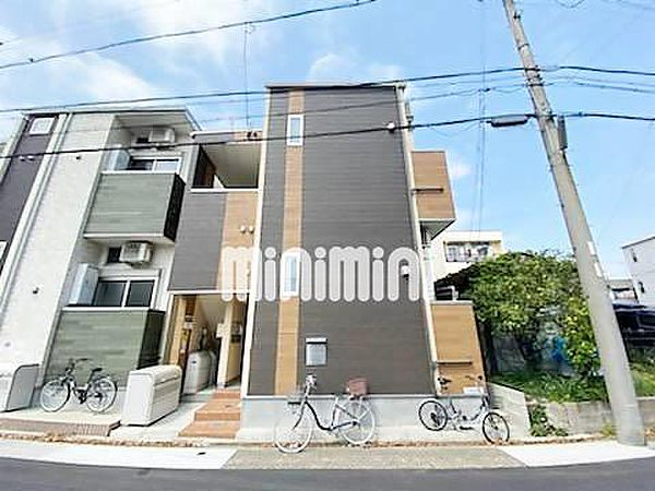 愛知県名古屋市熱田区木之免町の賃貸アパート