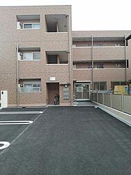 滋賀県大津市際川3丁目の賃貸マンションの外観