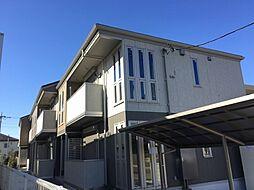 埼玉県さいたま市中央区円阿弥4丁目の賃貸アパートの外観