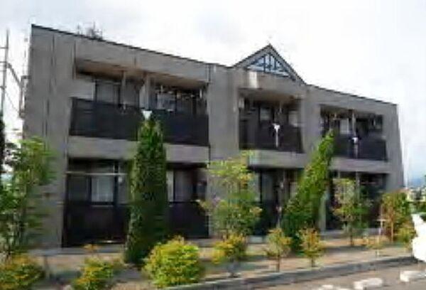 グリルスII 2階の賃貸【群馬県 / みどり市】