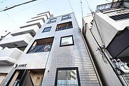 アネックスマンション[4階]の外観