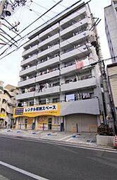 愛媛県松山市道後今市の賃貸マンションの外観