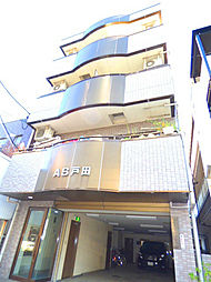 AS戸田[3階]の外観