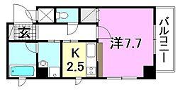 第3椿マンション[205 号室号室]の間取り