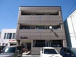 愛知県名古屋市中村区稲葉地本通1の賃貸マンションの外観