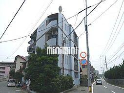 アバンセ箱崎[2階]の外観