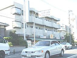 京都府向日市上植野町馬立の賃貸マンションの外観