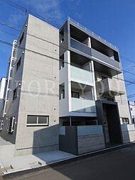 北海道札幌市西区八軒七条東4丁目の賃貸マンションの外観