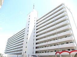 大阪府河内長野市小山田町の賃貸マンションの外観