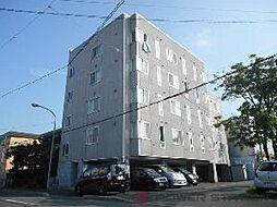 エルムコート[5階]の外観