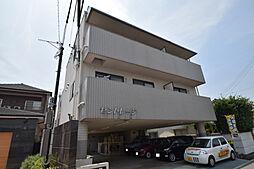 兵庫県姫路市西庄甲の賃貸マンションの外観