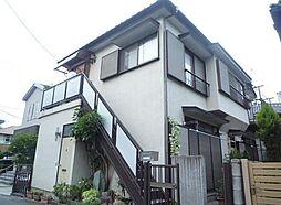 仲田コーポ[1階]の外観