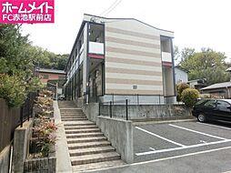 愛知県名古屋市天白区天白町大字平針字大根ケ越の賃貸アパートの外観