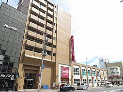 北海道札幌市北区北二十五条西4丁目の賃貸マンションの外観