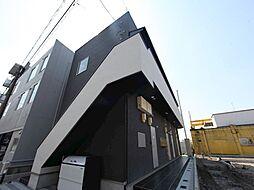 愛知県名古屋市西区笹塚町2丁目の賃貸アパートの外観