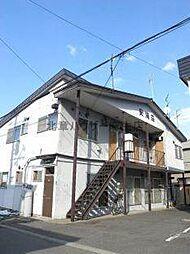 北海道札幌市北区太平十条4丁目の賃貸アパートの外観