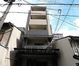 京都府京都市下京区岩上通仏光寺上る雁金町の賃貸マンションの外観