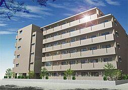 ルーブル多摩川七番館[5階]の外観