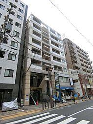 東京都板橋区志村1の賃貸マンションの外観