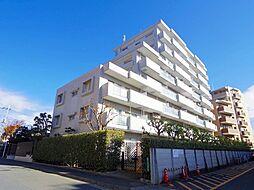 東京都国分寺市東恋ヶ窪4丁目の賃貸マンションの外観