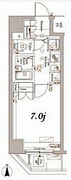 AXAS新宿タワーズウエスト[201号室号室]の間取り