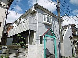 東京都練馬区南大泉1の賃貸アパートの外観