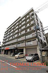 福岡県北九州市八幡西区萩原1丁目の賃貸マンションの外観