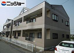 リバーマウスB棟[1階]の外観